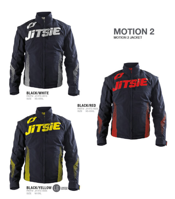 JITSIE Jas Motion 2 ジャケット