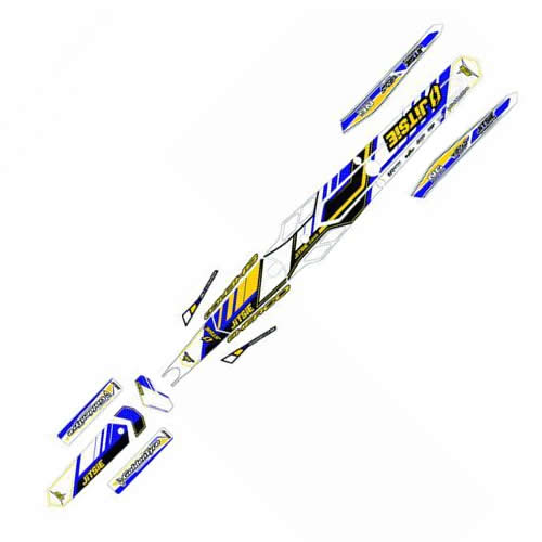 sherco decal