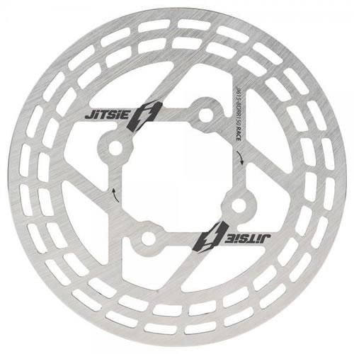 JITSIE  JI615-BDRR150 RACE リアーディスクプレート