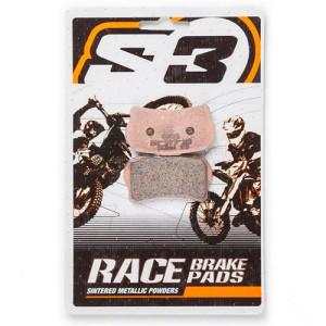 S3 RACE BRAKE PADS