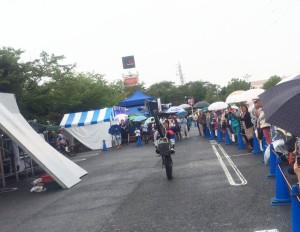 F-1 日本グランプリ 地元前夜祭 レポート