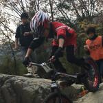 BCJ全日本バイクトライアル選手権 R-2 レポート