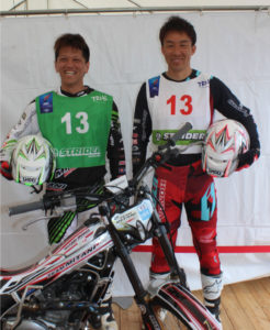 マインダー 国際A級  田中 裕大選手